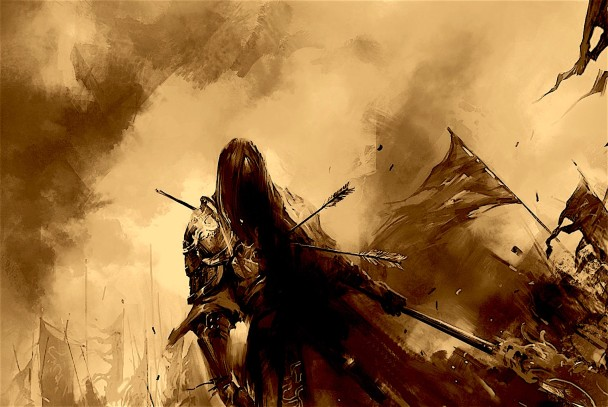 warrior-in-battle-wallpaper-1